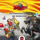 Tom Turbo - Das Geheimnis der Geisterstadt, 1 Audio-CD