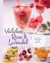 Veilchen, Rose & Lavendel