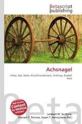 Achsnagel