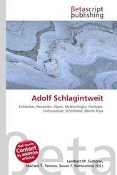 Adolf Schlagintweit