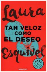 Tan veloz como el deseo. Das zärtliche Alphabet des Don Jubilo, spanische Ausgabe