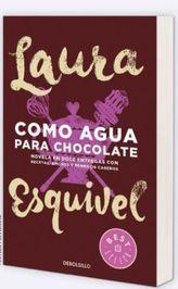 Como Agua Para Chocolate. Bittersüße Schokolade, spanische Ausgabe