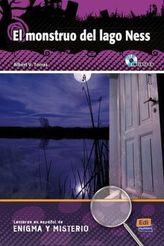 El monstruo del lago Ness, m. Audio-CD