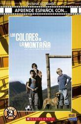 Los colores de la montaña, m. Audio-CD