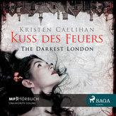 The Darkest London - Kuss des Feuers, 1 MP3-CD