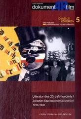 Literatur des 20. Jahrhundert, 2 DVDs. Tl.1