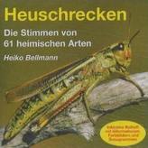 Heuschrecken, 1 Audio-CD