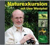 Naturexkursion, 1 Audio-CD