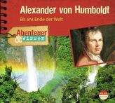 Alexander von Humboldt, 1 Audio-CD