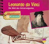 Leonardo da Vinci, 1 Audio-CD