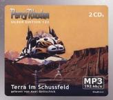 Perry Rhodan, Silber Edition, Terra im Schussfeld, 2 MP3-CDs