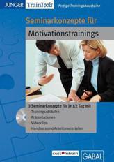 Seminarkonzepte für Motivationstrainings, CD-ROM