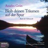 Bleib deinen Träumen auf der Spur, 1 Audio-CD