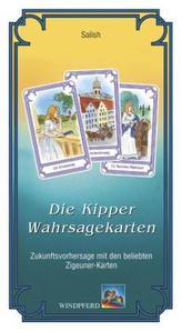 Die Kipper Wahrsagekarten, 36 Karten