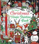 The Usborne Christmas Magic Painting Book