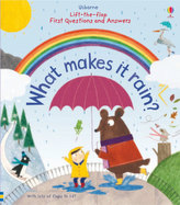 Lift-the-flap first questions and answers - What makes it rain?