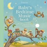 Usborne Baby's Bedtime Music book, w. sound panel