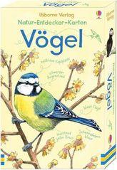 Natur-Entdecker-Karten: Vögel