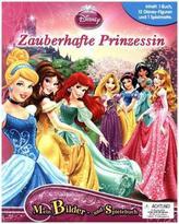 Prinzessinnen, 1 Buch + 12 Figuren + 1 Spielmatte