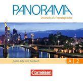 2 Audio-CDs zum Kursbuch, Gesamtband