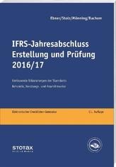 IFRS-Jahresabschluss - Erstellung und Prüfung 2016/17
