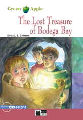 The Lost Treasure of Bodega Bay, w. Audio-CD-ROM