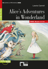 Alice's Adventures in Wonderland, w. Audio-CD