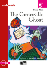 The Canterville Ghost, w. Audio-CD-ROM
