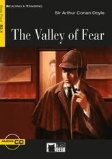 The Valley of Fear, w. Audio-CD
