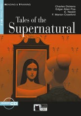 Tales of the Supernatural, w. Audio-CD