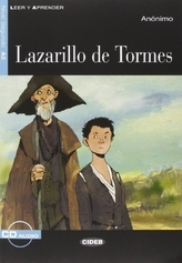 Lazarillo de Tormes, m. Audio-CD