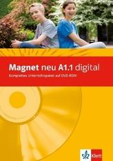 Magnet neu A1.1 digital, DVD-ROM