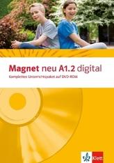 Magnet neu A1.2 digital, DVD-ROM