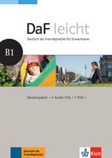 Medienpaket, 4 Audio-CDs + 1 DVD