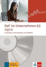 DaF im Unternehmen A2 digital, DVD-ROM