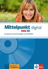 Mittelpunkt neu B2 digital, DVD-ROM