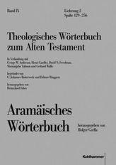 Lfg. 2: Aramäisches Wörterbuch