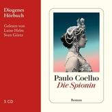 Die Spionin, 3 Audio-CDs