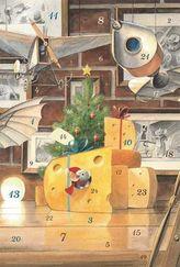 Armstrong - Mäuseluftfahrt Adventskalender
