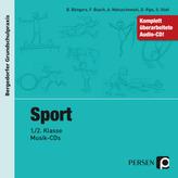 Sport 1./2. Klasse, 1 Musik-CD