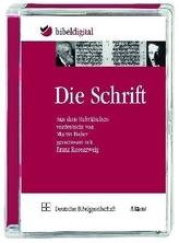 Die Schrift, verdeutscht von Martin Buber / Franz Rosenzweig, 1 CD-ROM