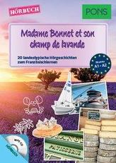 Madame Bonnet et son champ de lavande, 1 MP3-CD