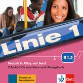 2 Audio-CDs zum Kurs- und Übungsbuch B1.2