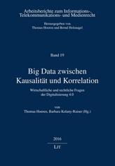 Big Data zwischen Kausalität und Korrelation