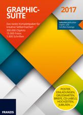 Graphic Suite 2017, 3 DVD-ROMs