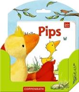 Hallo, Pips!, m. Plüschfigur