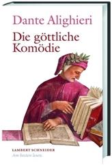 Die göttliche Komödie, 2 Bde.