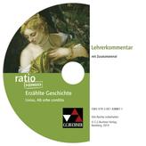 Erzählte Geschichte, Lehrerkommentar, CD-ROM