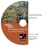 Die Republik am Abgrund, Lehrerkommentar, CD-ROM