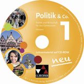 Lehrermaterial für die Jahrgangsstufen 7/8, CD-ROM
